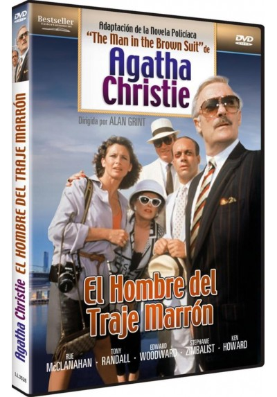 Agatha Christie: El Hombre del Traje Marron (The Man in the Brown Suit)
