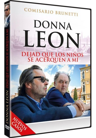 Donna Leon: Dejad que los Niños se Acerquen a Mi (Lasset die Kinder zu mir Kommen)