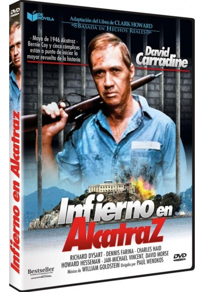 Infierno en Alcatraz (Six Against the Rock)