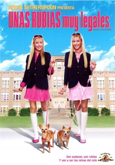Unas Rubias Muy Legales (Legally Blondes)