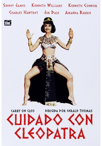 Cuidado Con Cleopatra (Carry On Cleo)