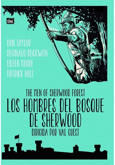 Los Hombres Del Bosque De Sherwood (Men Of Sherwood Forest)