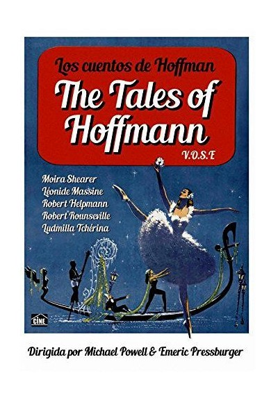 Los Cuentos De Hoffmann (V.O.S.) (The Tales Of Hoffmann)