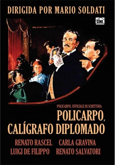 Policarpo, Caligrafo Diplomado (Policarpo, Ufficiale Di Scrittura)