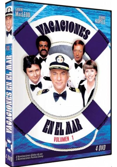 Vacaciones En El Mar - Vol. 1 (The Love Boat)