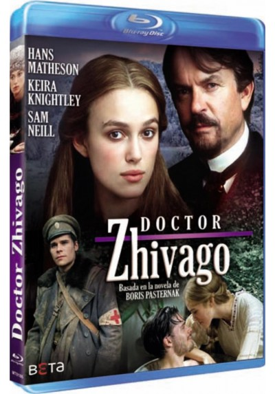 Doctor Zhivago (2002) (Blu-Ray)