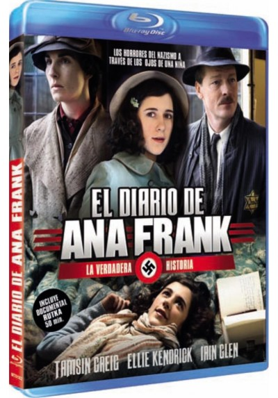 El Diario De Ana Frank (2009) (The Diary Of Anne Frank) (Blu-Ray)