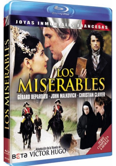Los Miserables (2000) (Les Miserables) (Blu-Ray)