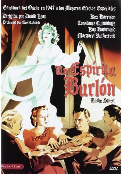 Un Espiritu Burlon (Blithe Spirit)