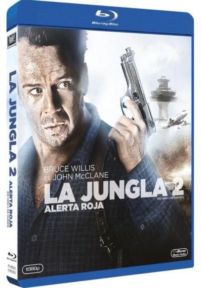 La Jungla 2 : Alerta Roja (Blu-Ray) (Die Hard 2)