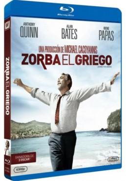 Zorba El Griego (Blu-Ray) (Alexis Zorbas)