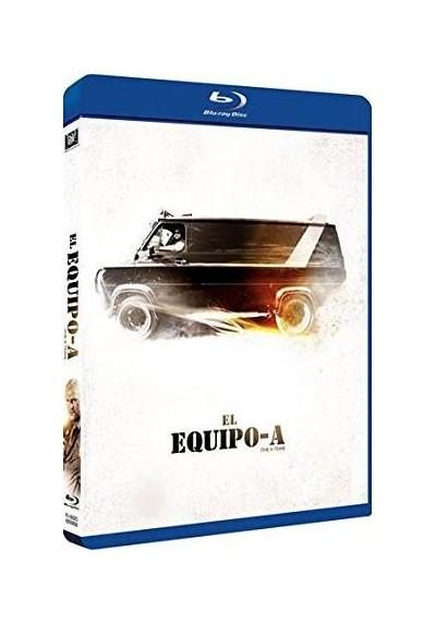 El Equipo A (Blu-Ray) (The A-Team)