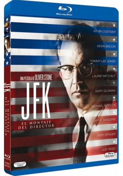 JFK (Caso Abierto) (Blu-Ray)