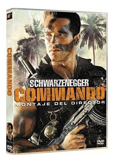 Commando : Montaje Del Director