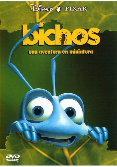 Bichos, Una Aventura en Miniatura (A Bug's Life)