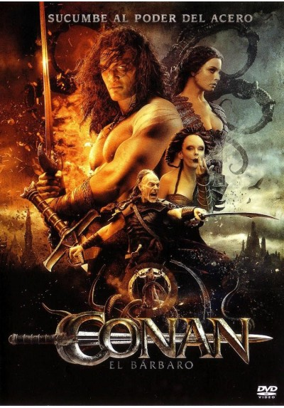 Conan El Barbaro (2011) (Conan The Barbarian)