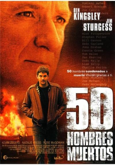 50 Hombres Muertos (Fifty Dead Men Walking)