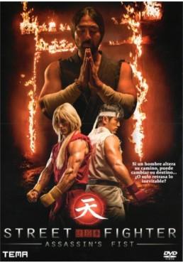 Street Fighter : Assassin´s Fist