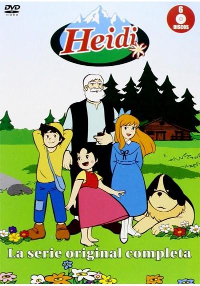 Heidi - Serie Clásica Vol. 1-6