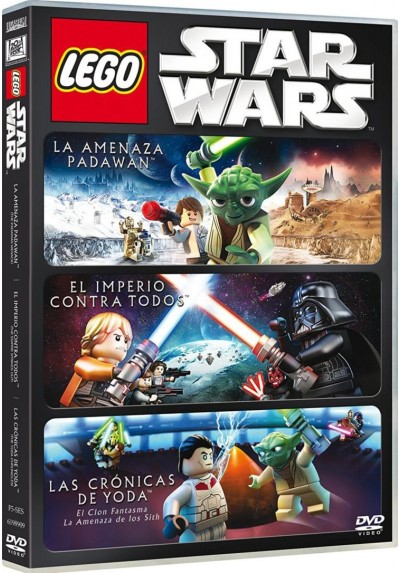 Pack Lego Star Wars - Trilogia