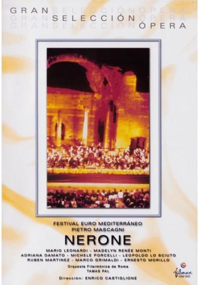 Festival Euro Mediterraneo Pietro Mascagni- Nerone