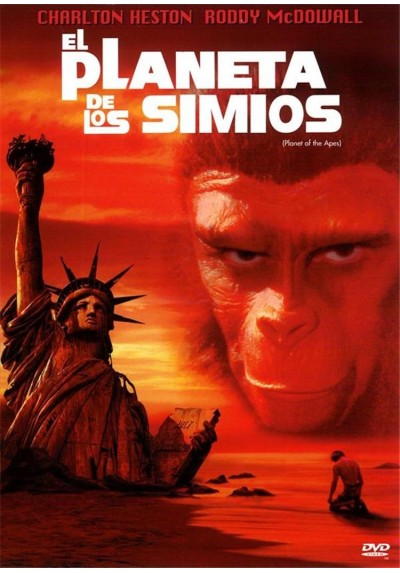 El Planeta de los Simios (1968) (The Planet of the Apes)