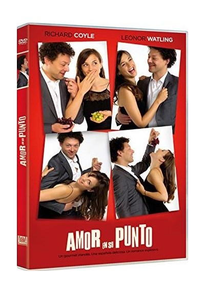 Amor En Su Punto (The Food Guide To Love)