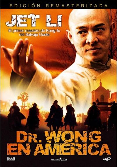 Dr. Wong En America (Wong Fei Hung: Chi Sai Wik Hung Shut)