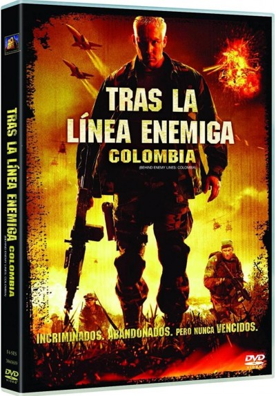 Tras La Linea Enemiga : Colombia (Behind Enemy Lines: Colombia)