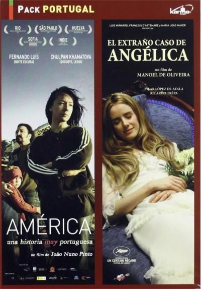 Coleccion Portugal : America / El Extraño Caso De Angelica
