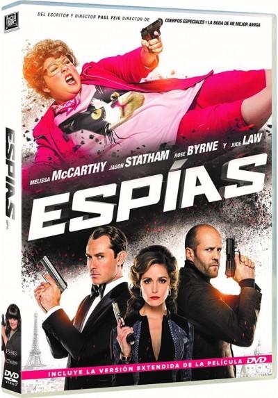 Espias (2015) (Spy)