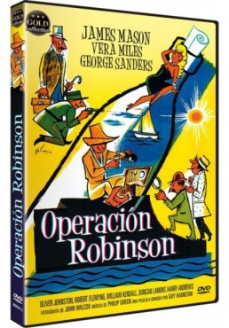 Operacion Robinson (A Touch of Larceny)