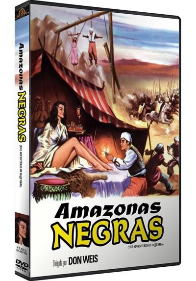 Amazonas Negras (The Adventures Of Hajji Baba)