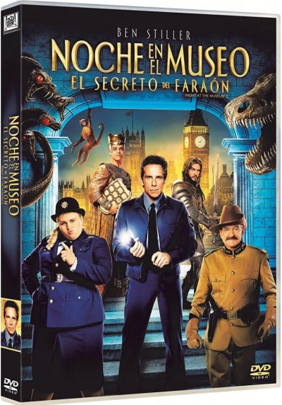 Noche En El Museo 3 : El Secreo Del Faraon (Night At The Museum: Secret Of The Tomb)