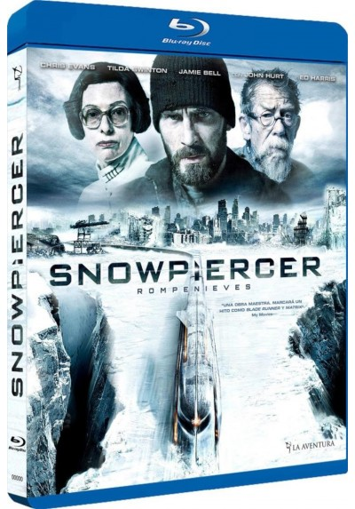 Snowpiercer (Rompenieves) (Blu-Ray)