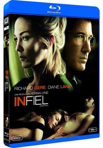 Infiel (Blu-Ray) (Unfaithful)
