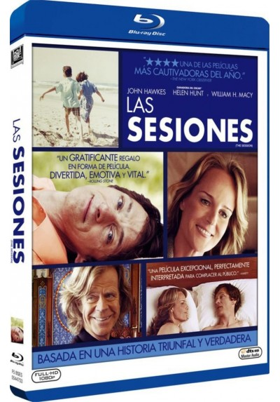 Las Sesiones (Blu-Ray) (The Sessions)