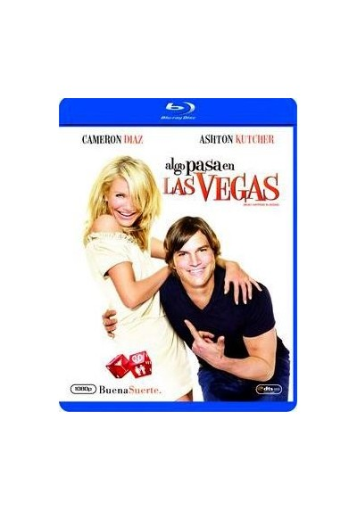 Algo Pasa en Las Vegas (Blu-Ray) (What Happens In Vegas)