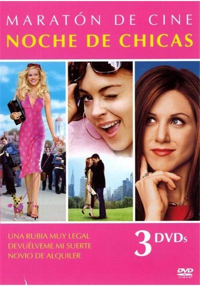 Pack Noche de Chicas Vol.2