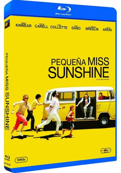 Pequeña Miss Sunshine (Blu-Ray) (Little Miss Sunshine)