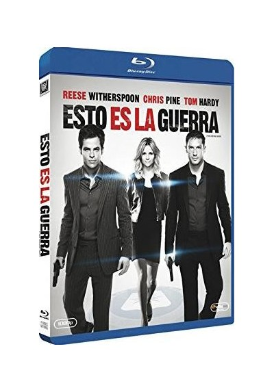 Esto Es La Guerra (Blu-Ray) (This Means War)