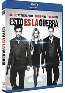 Esto Es La Guerra (Blu-Ray) (This Means War)