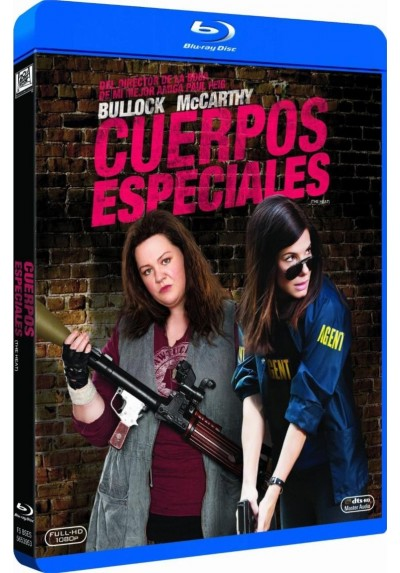 Cuerpos Especiales (Blu-Ray) (The Heat)