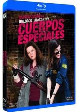 Cuerpos Especiales (Blu-Ray) (The Heat)