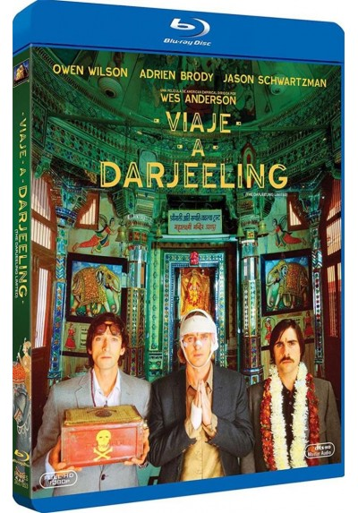 Viaje A Darjeeling (Blu-Ray) (The Darjeeling Limited)