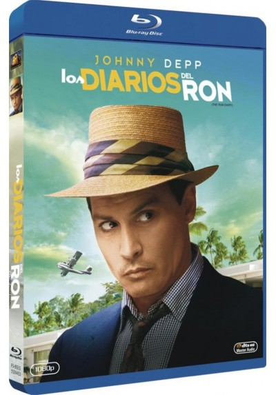 Los Diarios Del Ron (Blu-Ray) (The Rum Diary)