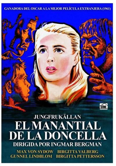 El Manantial De La Doncella (Jungfrukällan)