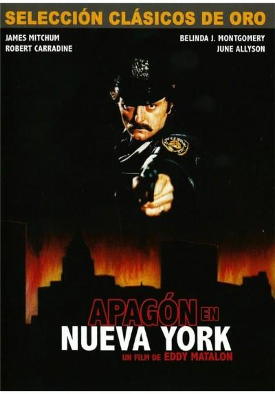 Apagon En Nueva York (Clasicos De Oro) (Blackout)