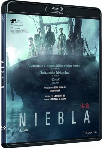 Niebla (Blu-Ray) (Haemoo)