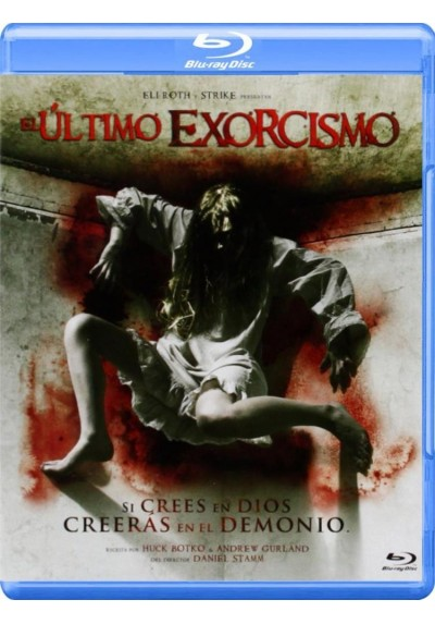 El Ultimo Exorcismo (Blu-Ray) (The Last Exorcism)